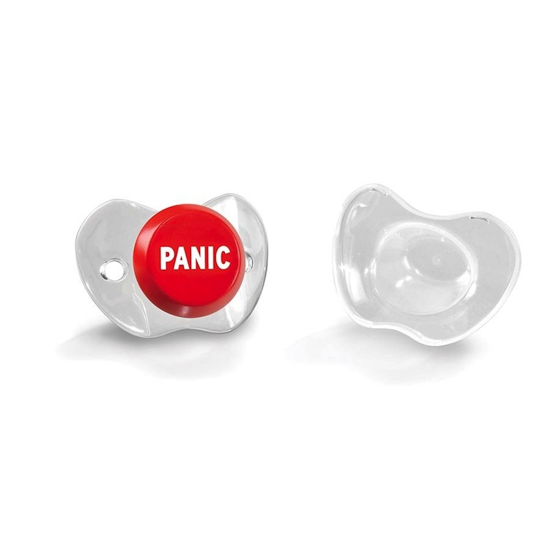 Gag Gifts - Chill Baby Panic Pacifier