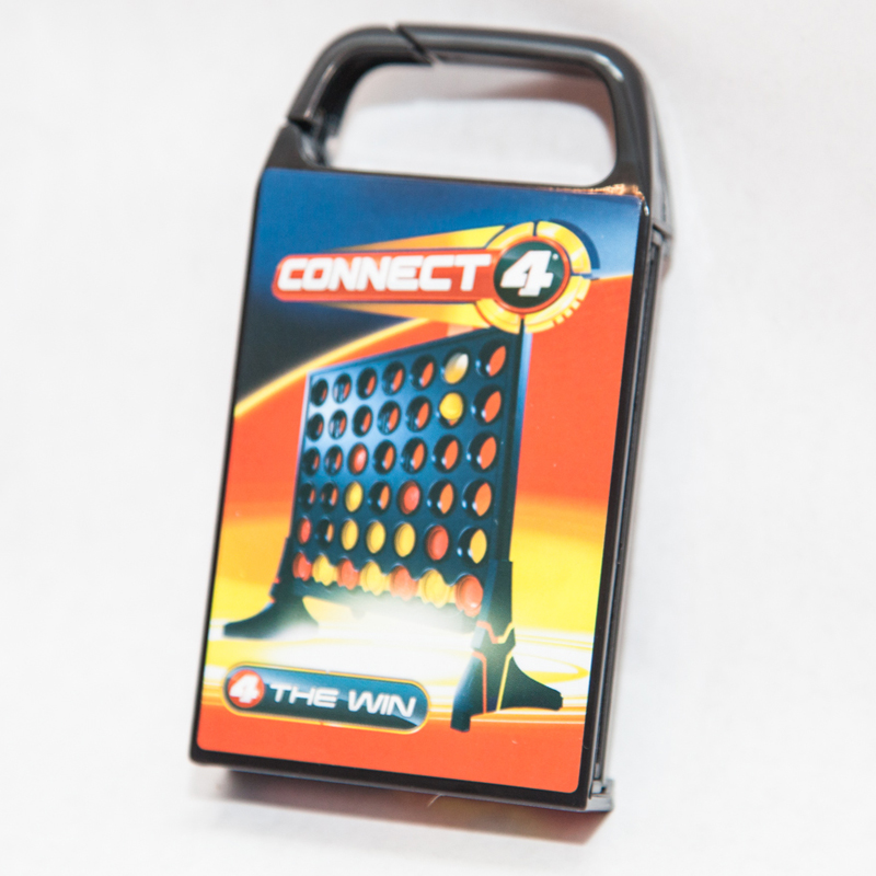 Gag Gifts - Connect 4 Keychain