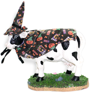 Gag Gifts - Cow For All Seasons
