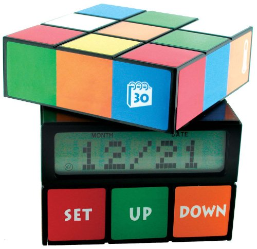 Gag Gifts - Cube Clock