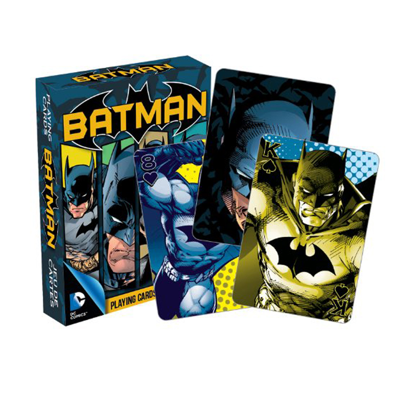 Gag Gifts - DC - Batman Playing Cards