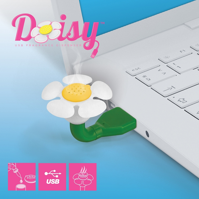Gag Gifts - Daisy USB Diffuser