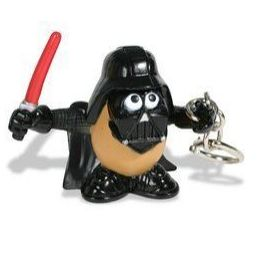 Gag Gifts - Darth Tater Keychain