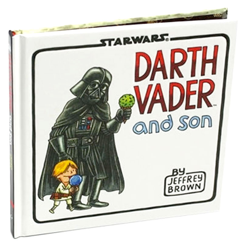 Gag Gifts - Darth Vader and Son Book