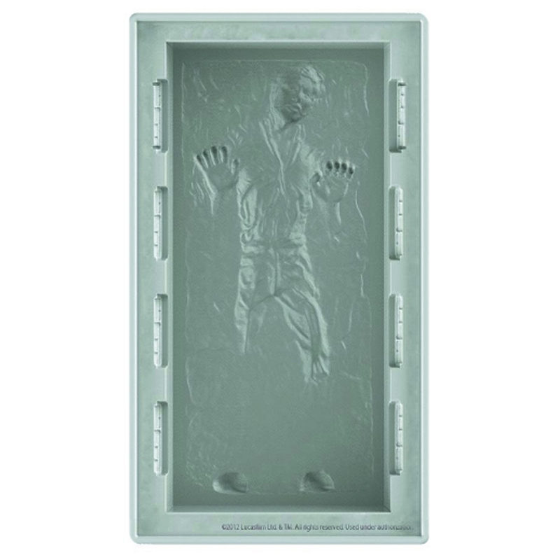 Gag Gifts - Deluxe Han Solo Ice Tray
