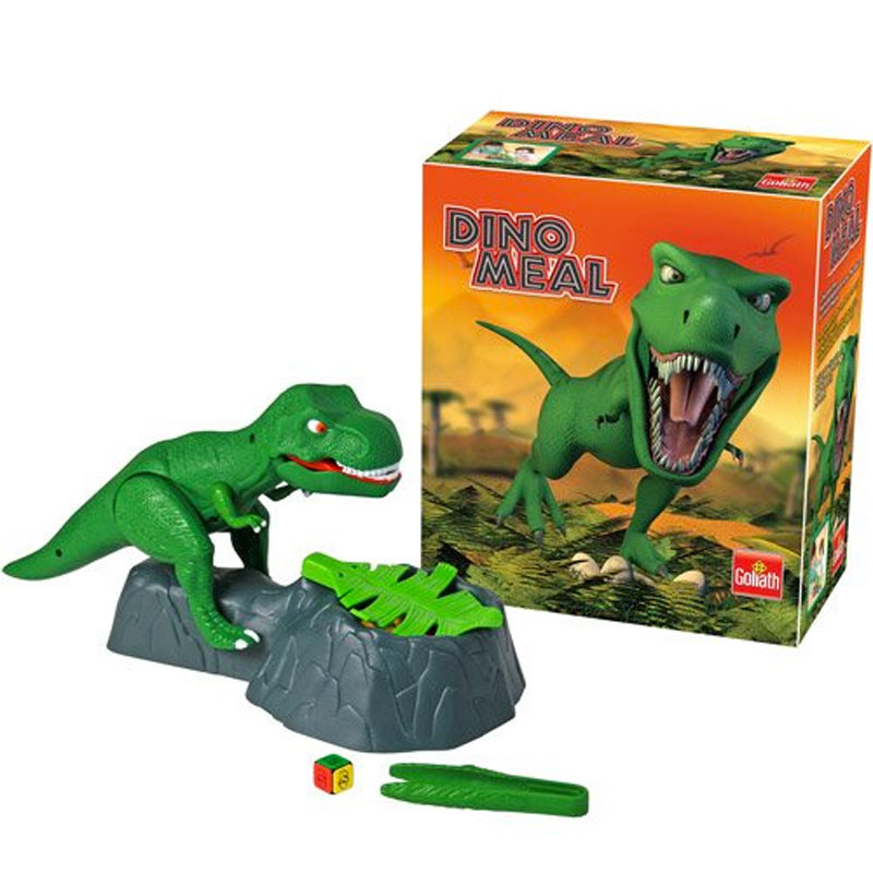 Gag Gifts - Dino Meal Game
