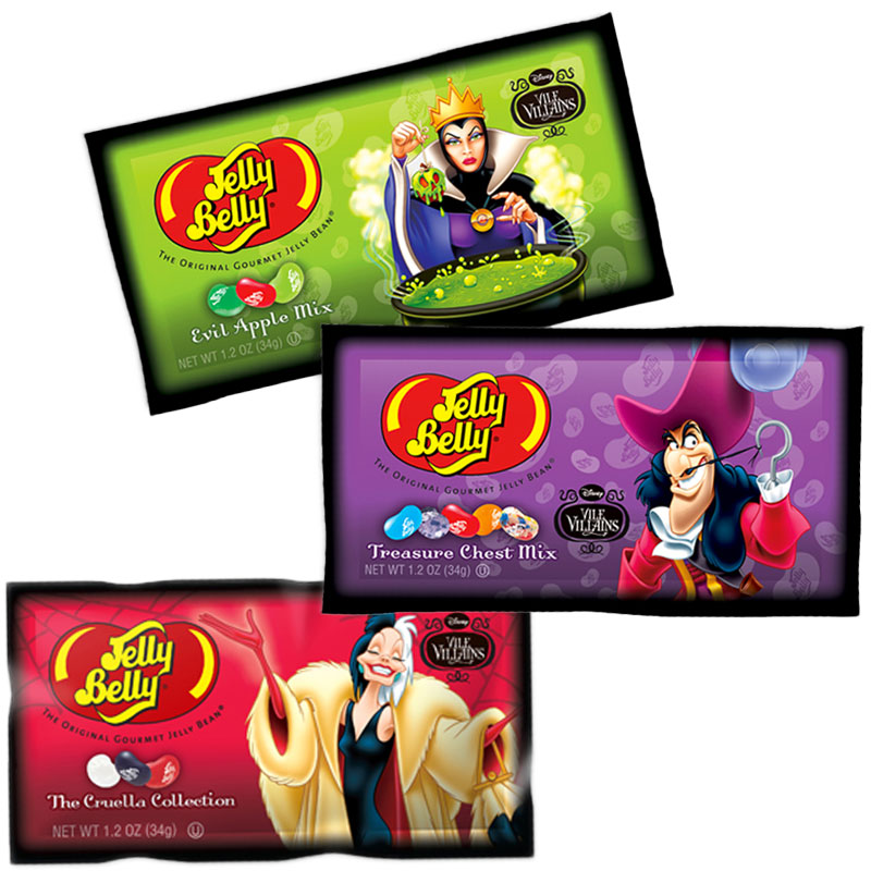 Gag Gifts - Disney Villains Jelly Beans