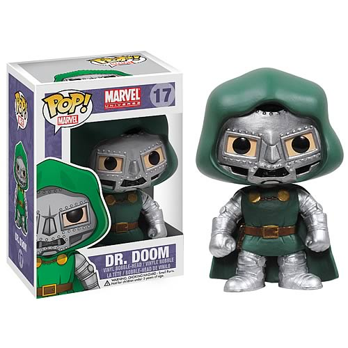 Gag Gifts - Doctor Doom POP! Vinyl Figure