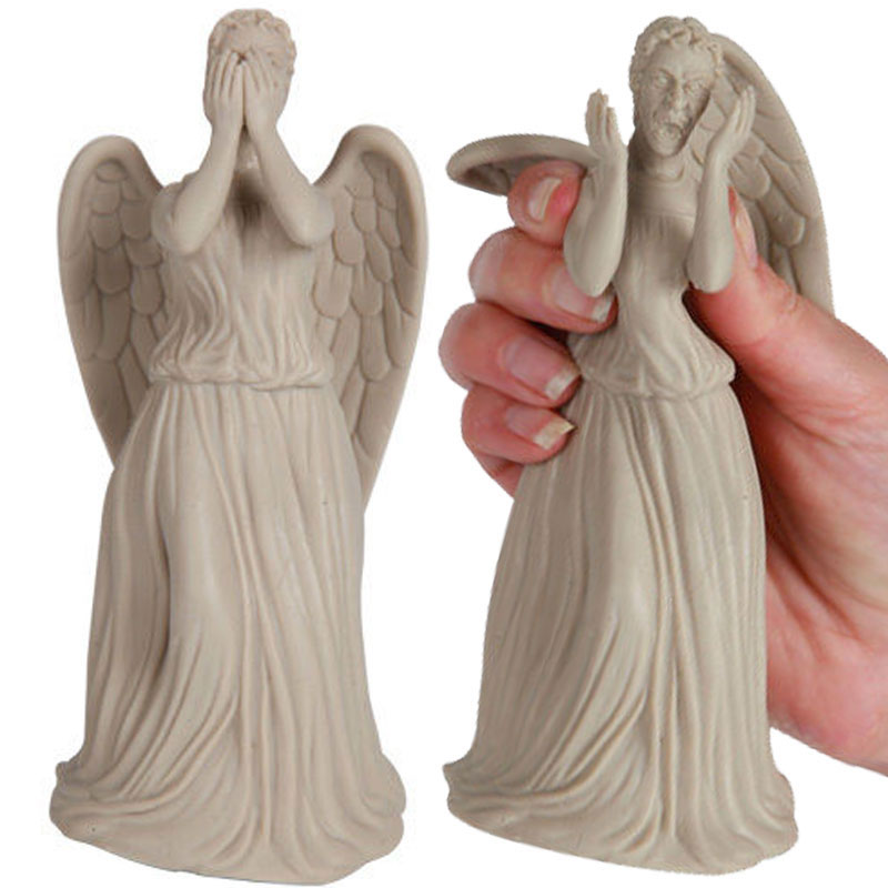 Gag Gifts - Doctor Who:  Weeping Angel Stress Toy