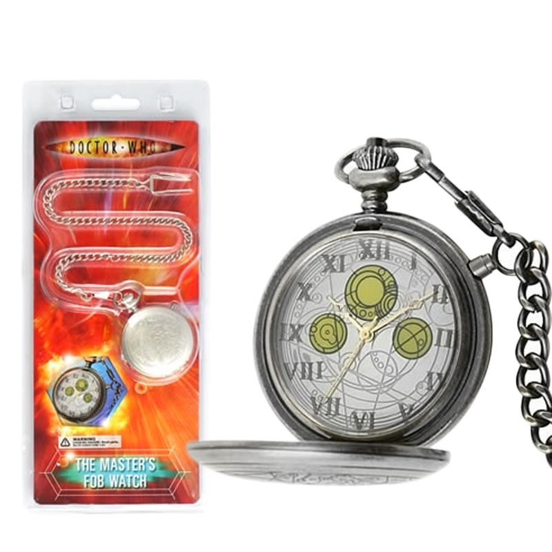 Gag Gifts - Doctor Who: 10th Doctor Pocket Watch Replica