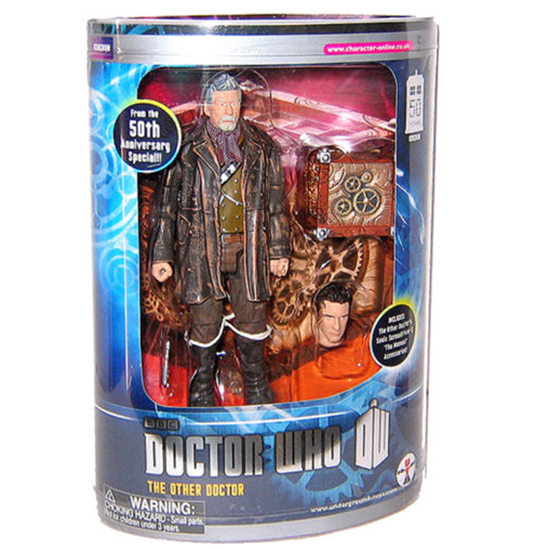 Gag Gifts - Doctor Who: Action Figure, John Hurt