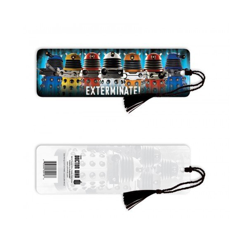 Gag Gifts - Doctor Who: Daleks Exterminate Bookmark