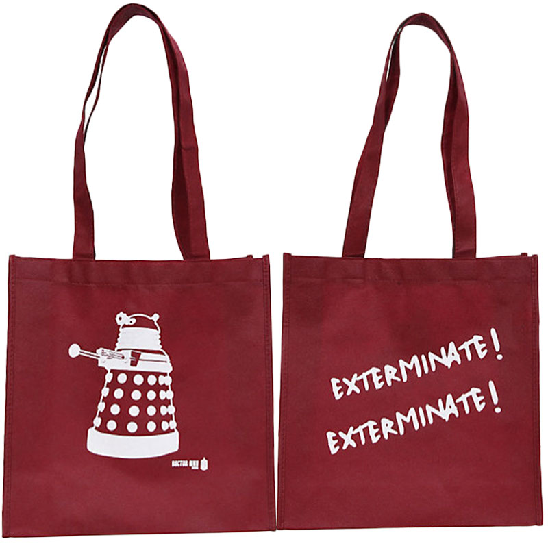Gag Gifts - Doctor Who: Exterminate Tote Bag