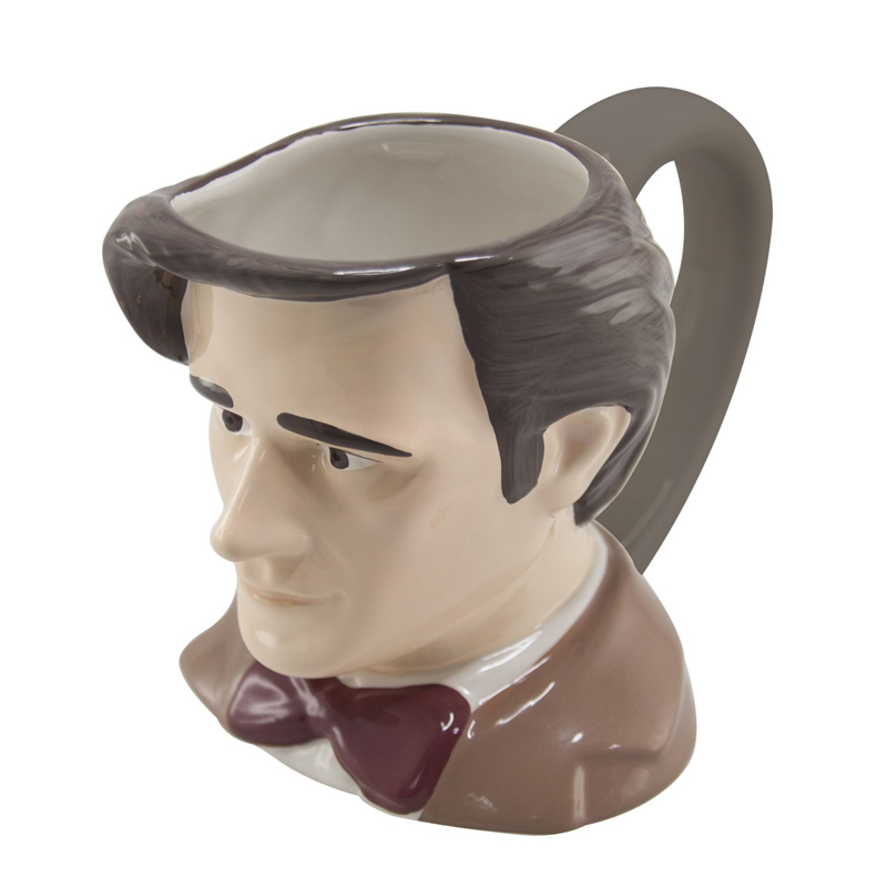 Gag Gifts - Doctor Who: Mug/ The Eleventh Doctor Figural