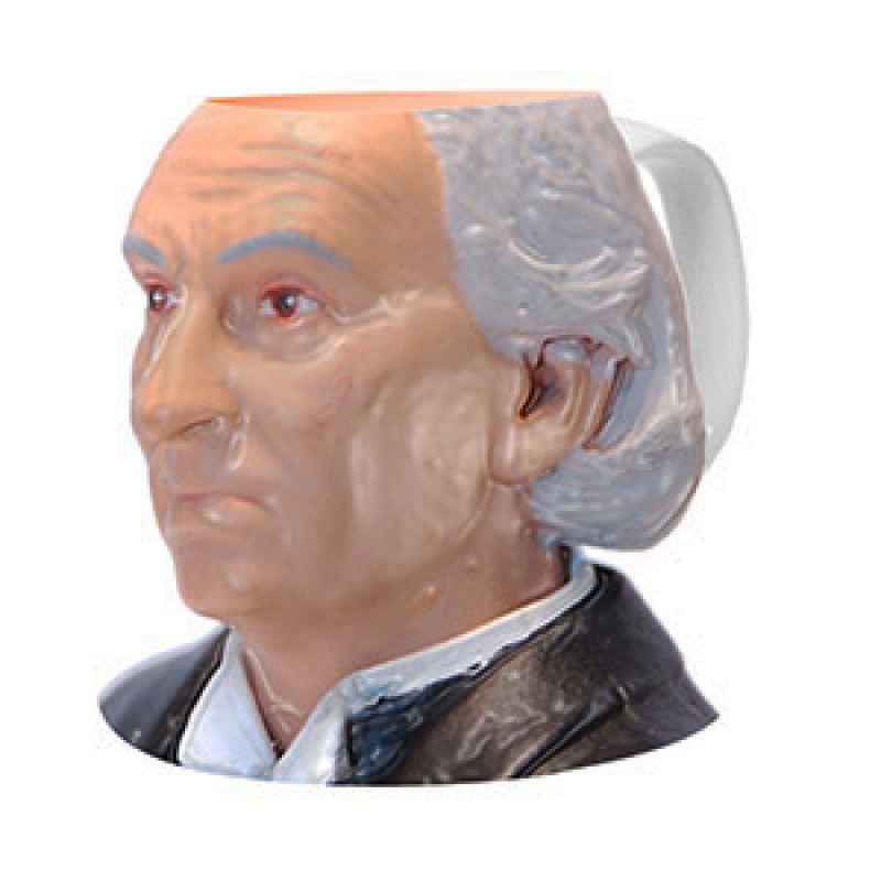 Gag Gifts - Doctor Who: Mug/ The First Doctor Figural
