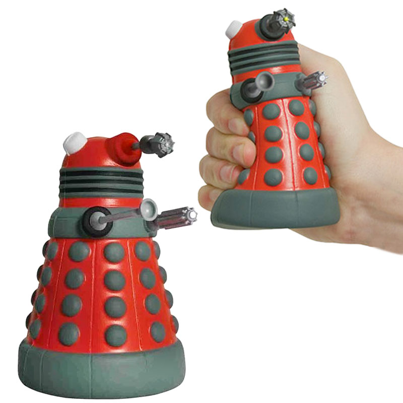 Gag Gifts - Doctor Who: Red Dalek Stress Toy