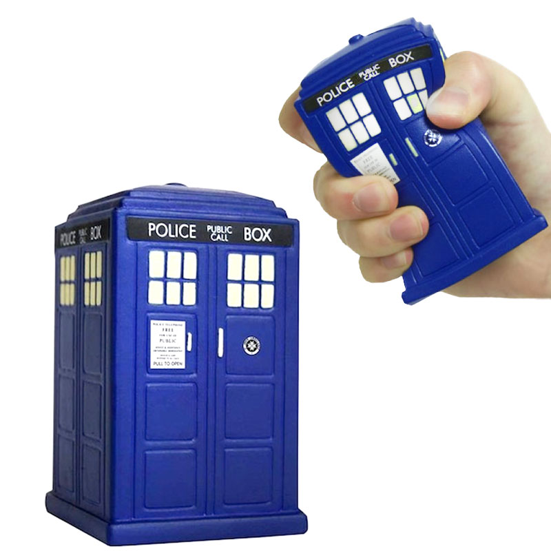 Gag Gifts - Doctor Who: Tardis Stress Toy