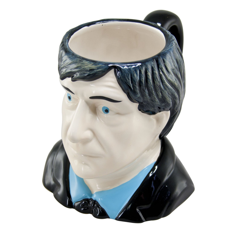 Gag Gifts - Doctor Who: The Second Doctor Figural Mug