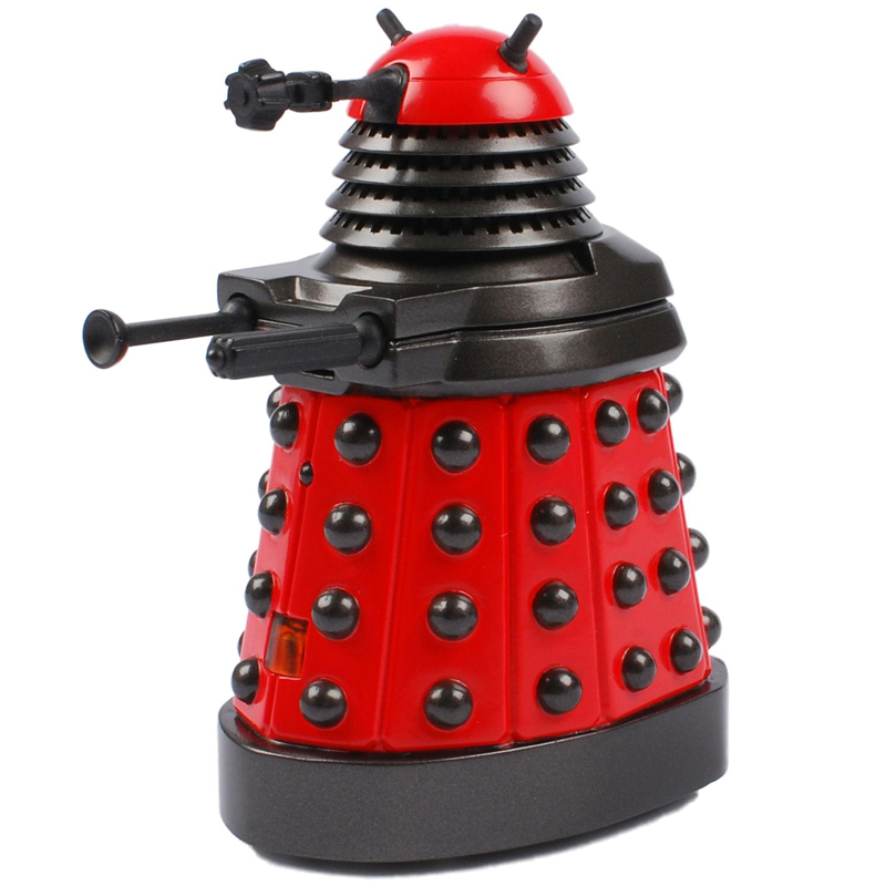 Gag Gifts - Doctor Who: Wind Up Dalek, red