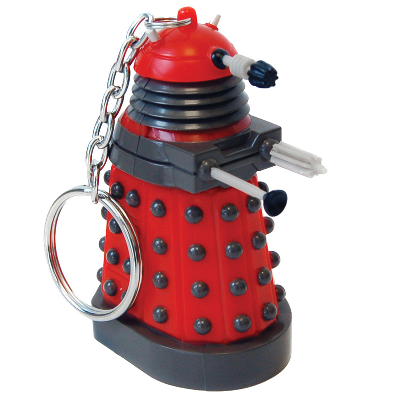 Gag Gifts - Doctor Who Dalek Keychain