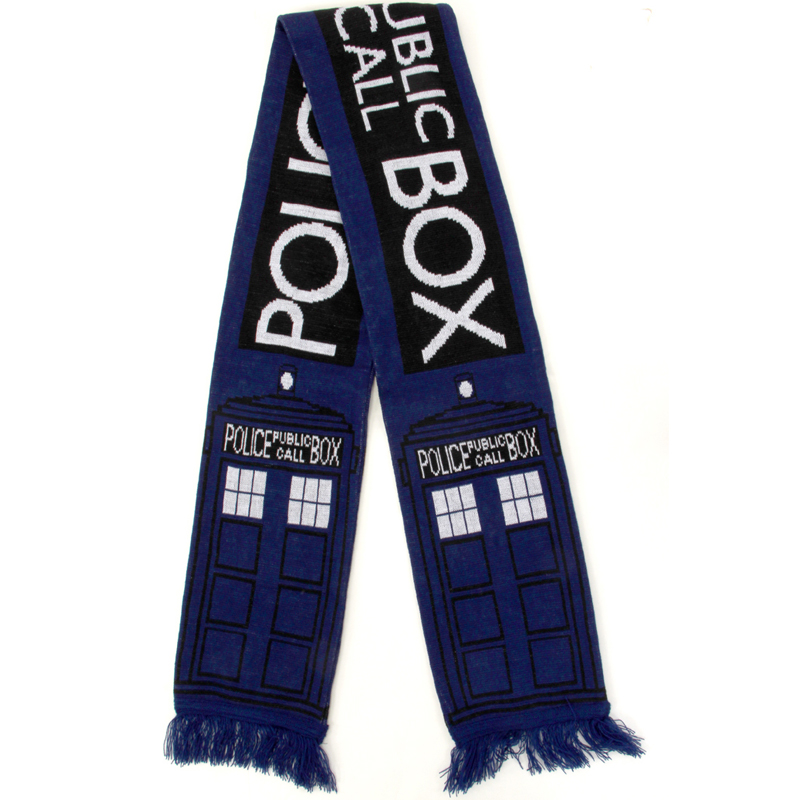 Gag Gifts - Doctor Who Deluxe Tardis Scarf