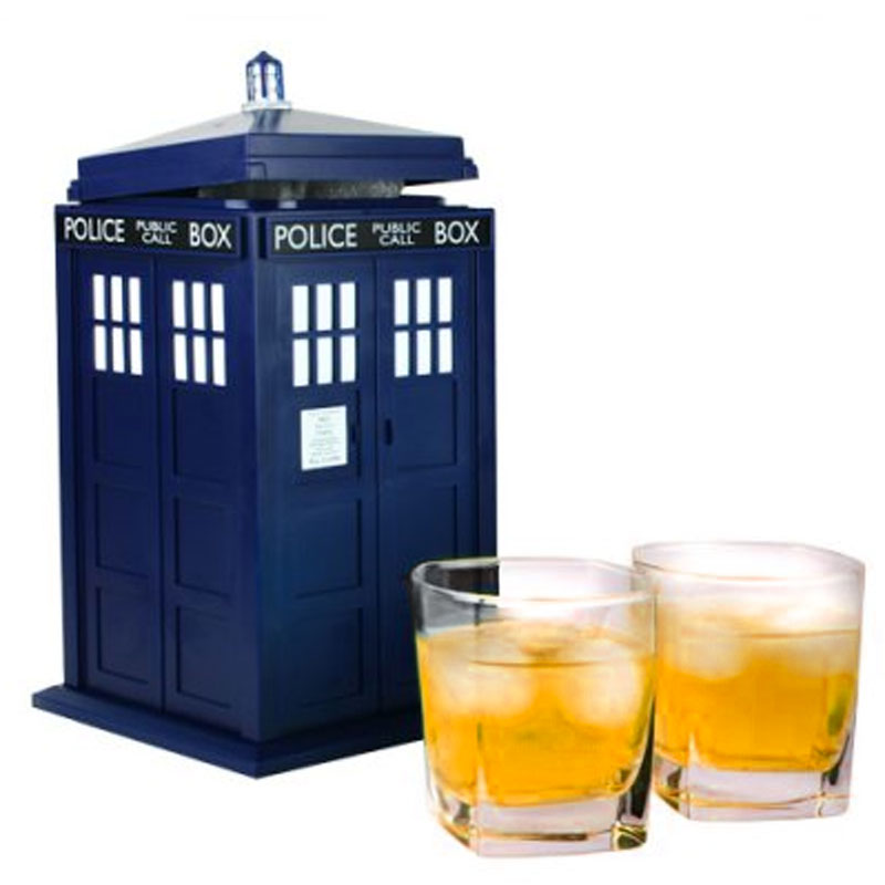 Gag Gifts - Doctor Who Ice Bucket with Ice Tray