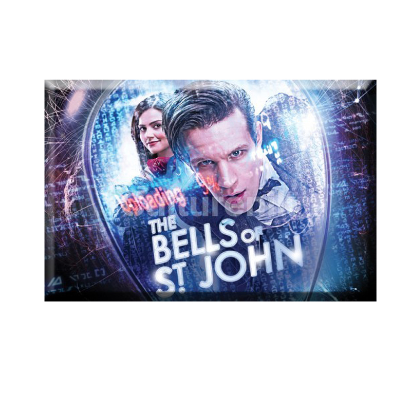 Gag Gifts - Doctor Who Magnet: Bells of Saint John