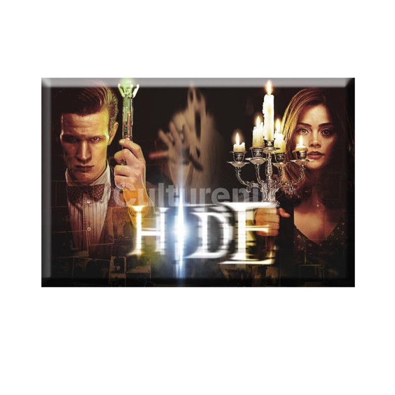 Gag Gifts - Doctor Who Magnet: Hide