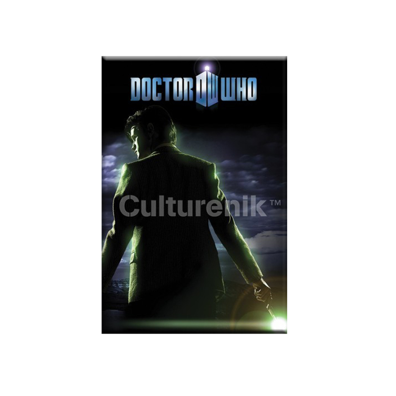Gag Gifts - Doctor Who Magnet: Sixth Season DVD Cover