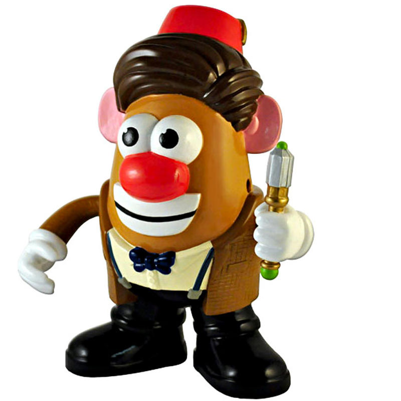 Gag Gifts - Doctor Who Mr. Potato Head