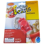 Don't Spill the Beans Keychain Game