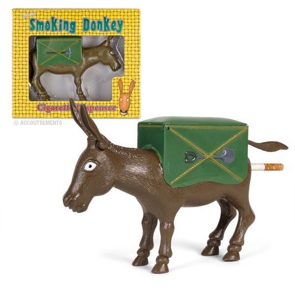 Gag Gifts - Donkey Cigarette Dispenser