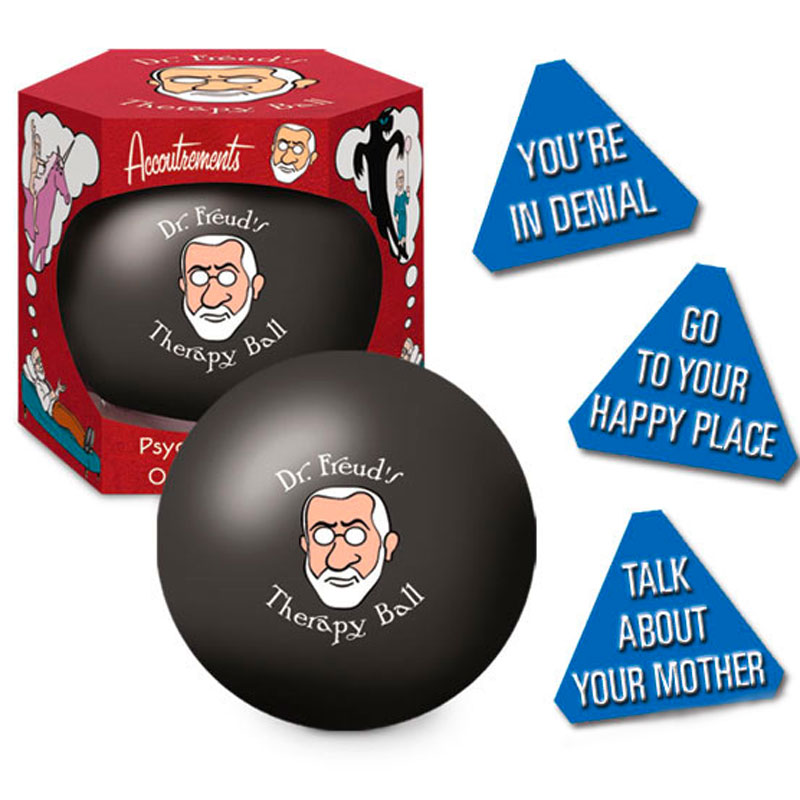 Gag Gifts - Dr. Freud's Therapy Ball