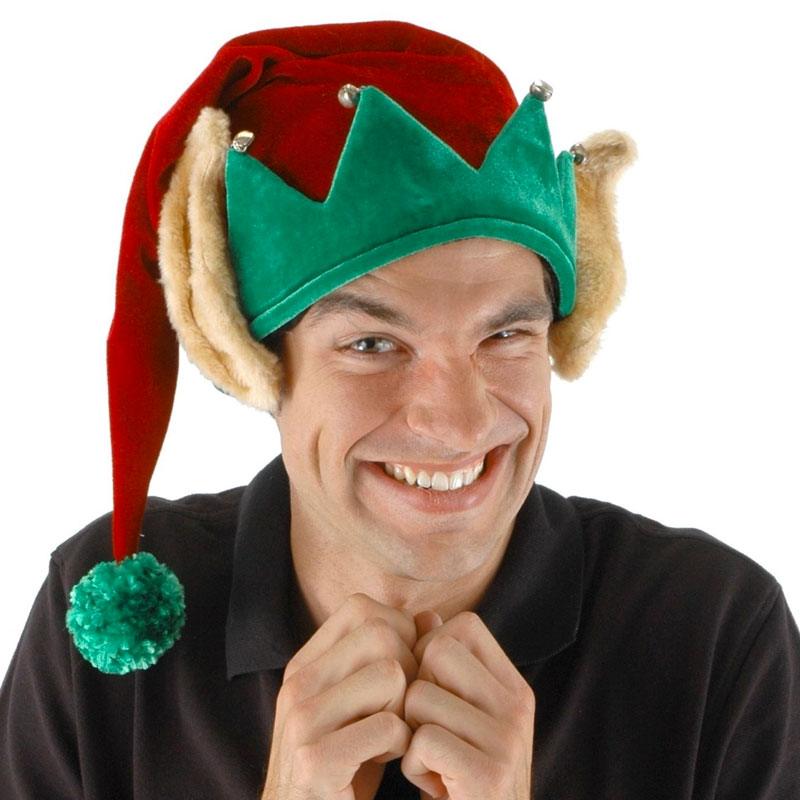 Gag Gifts - Elf Hat with Ears