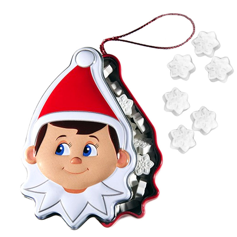 Gag Gifts - Elf on the Shelf Snowflake Candy