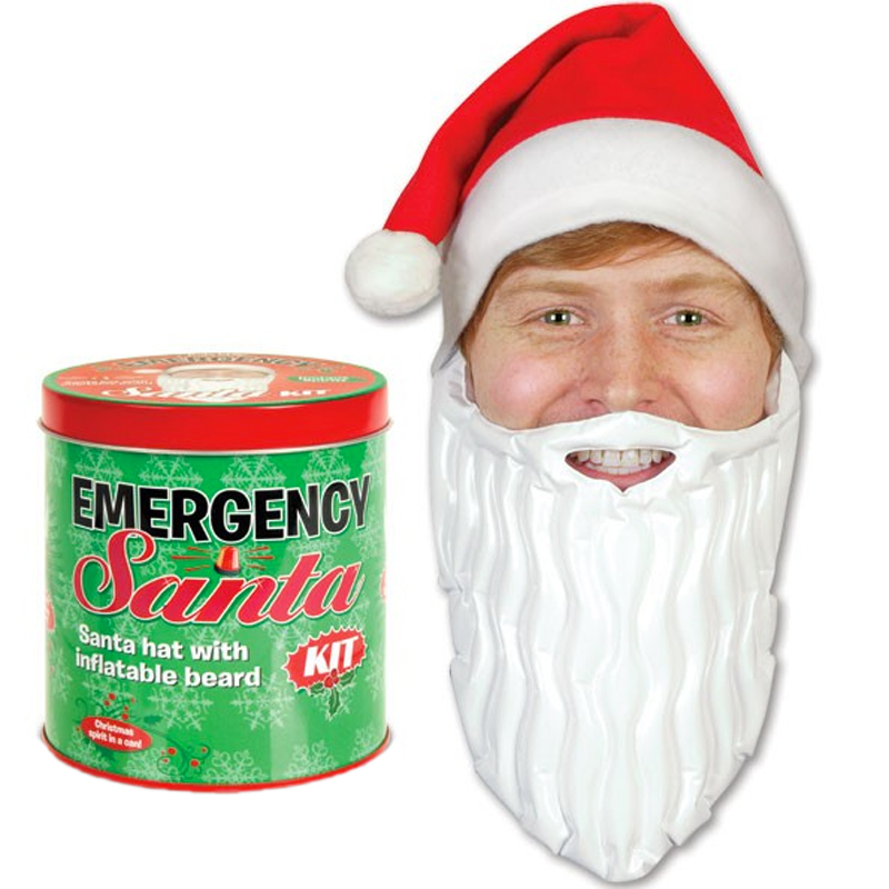 Gag Gifts - Emergency Santa Kit