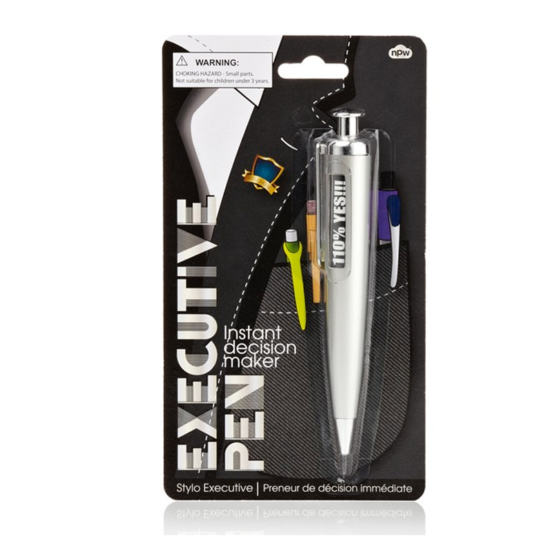 Gag Gifts - Executive Predictor Pen