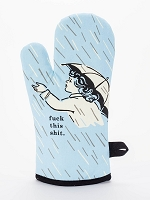F This Shit Oven Mitt
