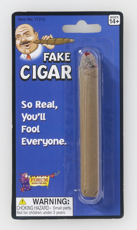 Gag Gifts - Fake Cigar with Smoke