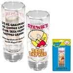 Family Guy, Stewie's Baby Batter Shot Glass