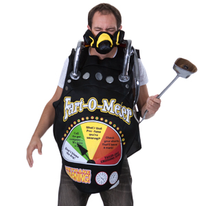 Gag Gifts - Fart Catcher Costume