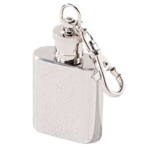 Gag Gifts - Flask Keychain