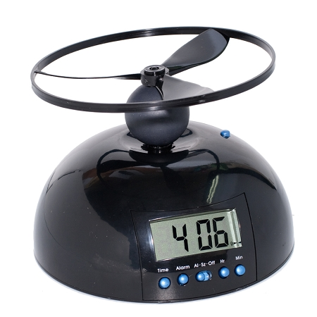Gag Gifts - Flying Alarm Clock