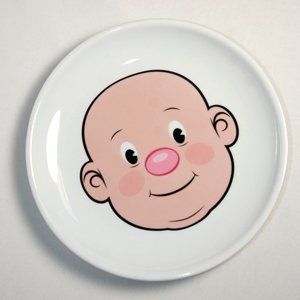 Gag Gifts - Food Play Plate