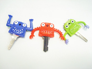 Gag Gifts - FreaKEY Key Covers