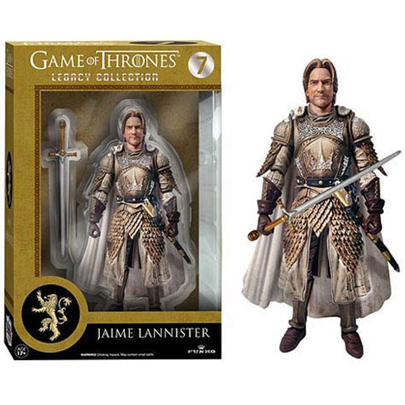 Gag Gifts - Game of Thrones, Action Figure: Jaime Lannister