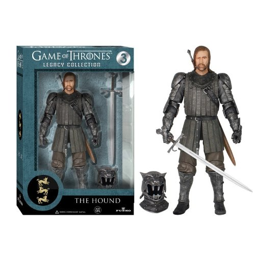 Gag Gifts - Game of Thrones Action Figure: The Hound
