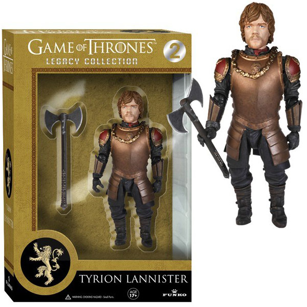 Gag Gifts - Game of Thrones Action Figure: Tyrion