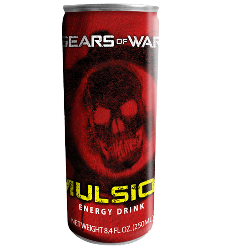 Gag Gifts - Gears of War: Imulsion Energy Drink