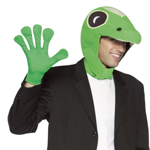 Gag Gifts - Gecko Costume